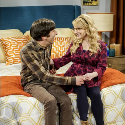 Bernadette and Howard Wolowitz's life as parents