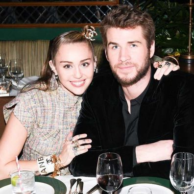 Miley Cyrus and Liam Hemsworth announced their split on Sunday