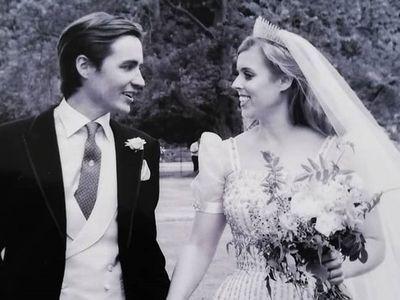 A secret wedding, July 2020