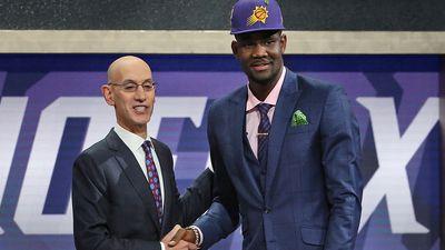 Deandre Ayton the NBA's No.1 overall pick
