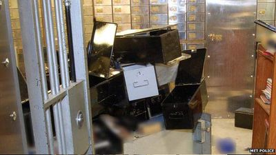 """All but six of the deposit box owners have been contacted as a Flying Squad has been set-up to investigate the break-in. <p></p><p> Det Supt Craig Turner, head of the Flying Squad, said: """"The hours of forensic work and inquiries have been vital in order to ensure we are able to exploit all investigative opportunities to their fullest extent and assist us in identifying those individuals responsible. </p><p> """"We appreciate this situation has been frustrating for those affected by this crime and thank those individuals for their ongoing patience and support.""""  </p><p> </p>"""