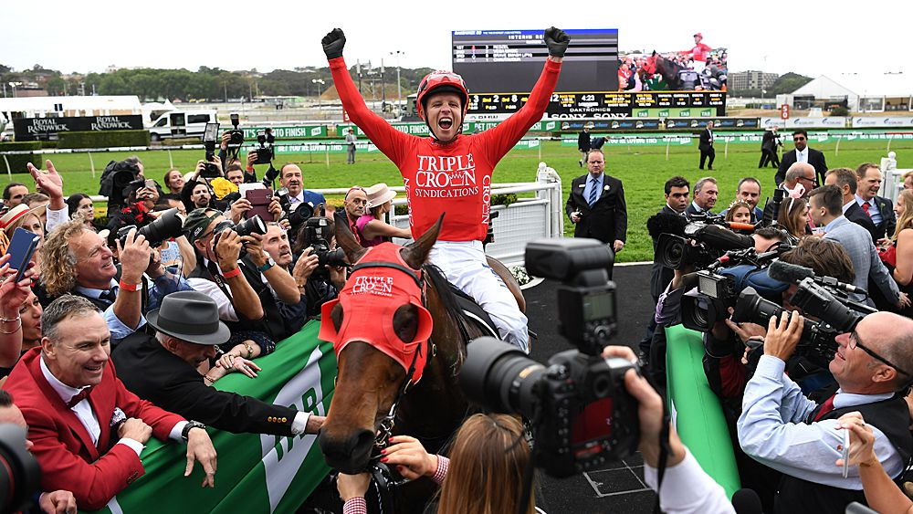 The Everest: Redzel wins $10 million mega race, result, video, highlights
