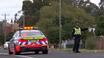 Two people have died in a head-on crash in Woodstock near Cowra.