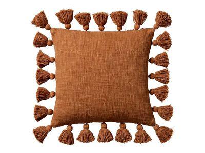 Adairs — Home Republic Aries Caramel Cushion