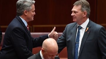 Independent joins the Nationals in boost for Coalition