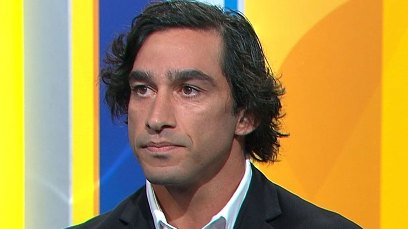 State of Origin legend Johnathan Thurston reveals secret to Queensland win in Game 2