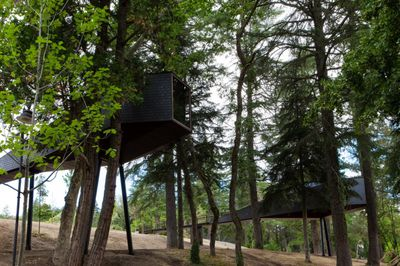 Pedras Salgadas Resort Eco-Treehouses, Spain