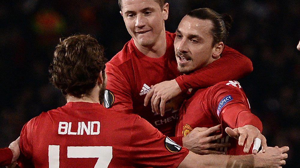 Zlatan Ibrahimovic. (AFP)