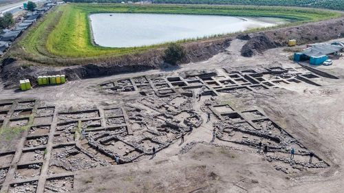 Archaeologists discover 5,000-year-old 'New York' in Israel