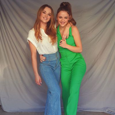 Joey King and Hunter King: August 2020