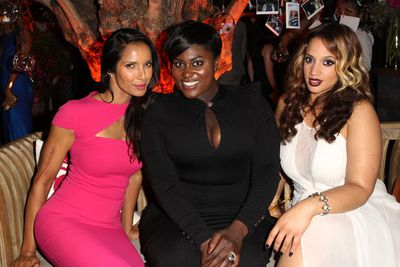 Celeb chef Padma Lakshmi locates more escaped prisoners Danielle Brooks and Dascha Polanco.