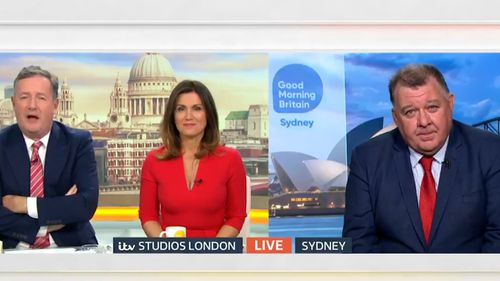 Craig Kelly apologises to United Kingdom meteorologist he dubbed 'ignorant Pommy weather girl'
