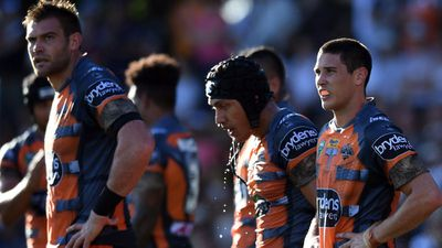 <strong>16 Wests Tigers (last week 16)</strong><br />