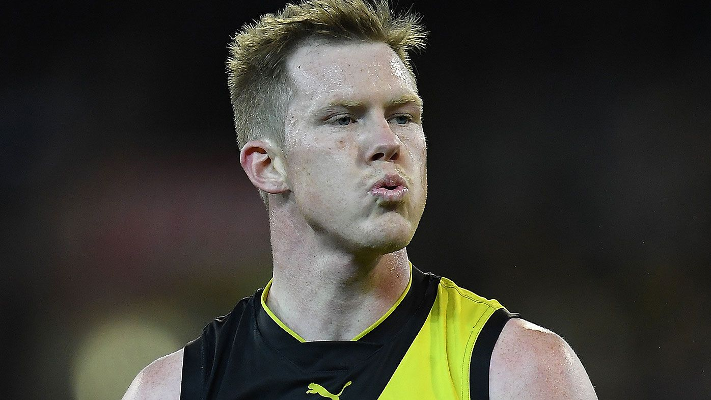 Jack Riewoldt signs two-year contract extension to remain at Richmond
