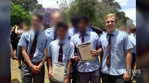 Oliver Bridgeman's family is working with the AFP for his safe return. (9NEWS)