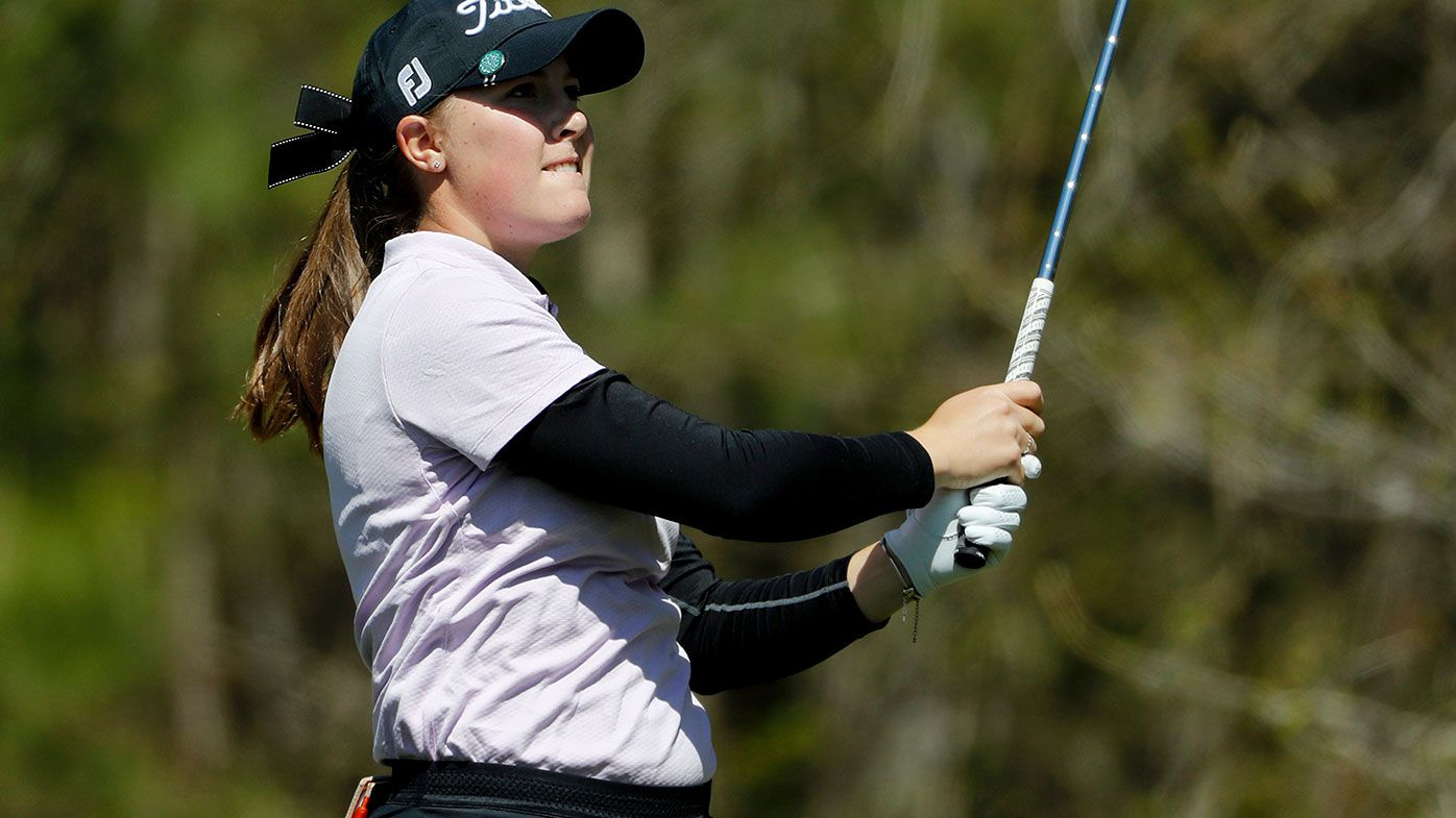 Augusta National Women's Amateur shatters golf's most famous glass ceiling