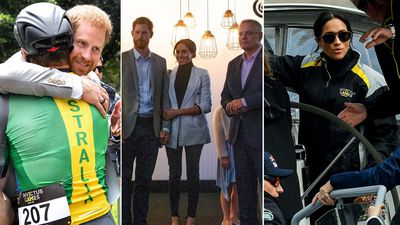 Day six: Cyclists, sailing and a reception with the PM