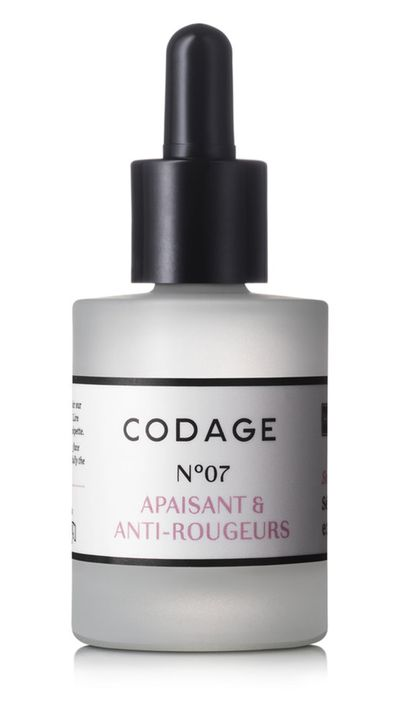"<a href=""http://mecca.com.au/codage/serum-no-7-soothing-anti-redness/I-020301.html#q=redness&amp;sz=36&amp;start=73"" target=""_blank"">Serum No.7 Soothing &amp; Anti-Redness, $149, Codage&nbsp;</a>"