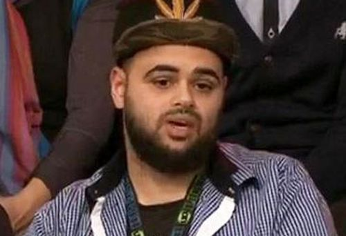 Zaky Mallah is reportedly being held in Singapore. (ABC)