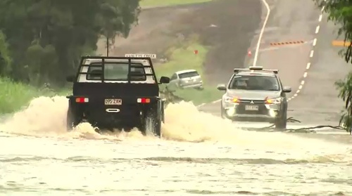 Queensland is still reeling from heavy flooding as cyclone Uesi approaches