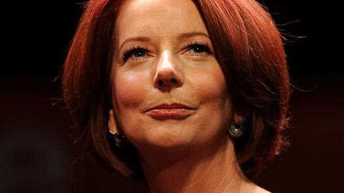 Julia Gillard came in as 26th on the Power List. (AAP)