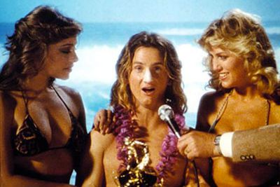 No movie high school brought the controversial LOLs like the one in <i>Fast Times At Ridgemont High</i> - from Phoebe Cates' bikini boobs to scene-stealing stoner Sean Penn!<br/>