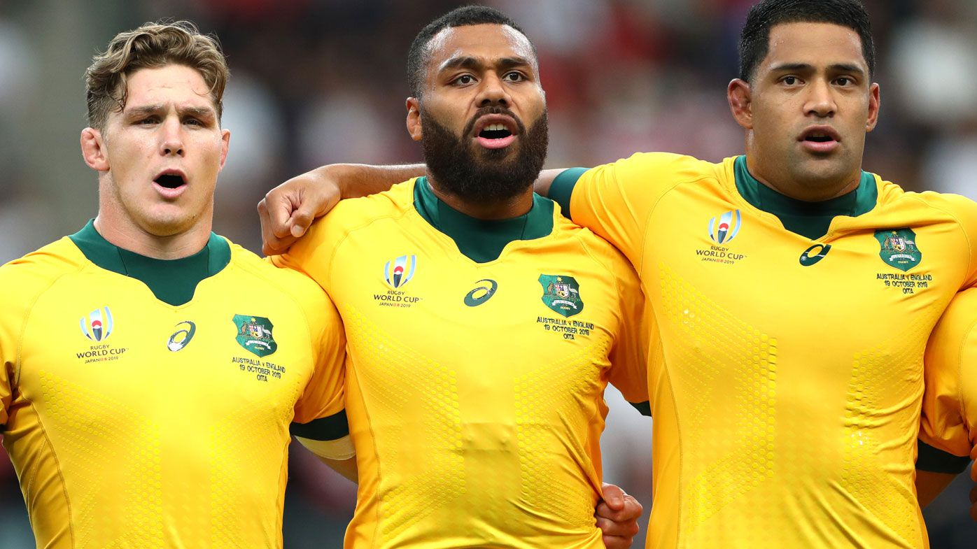 Wallabies vice-captain Samu Kerevi wants to play for Fiji next Rugby World Cup
