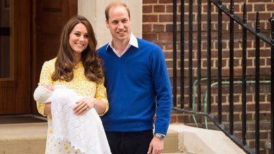 A royal home birth