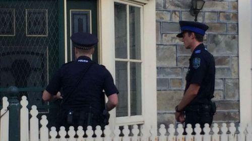 Police hunt for intruder over break-ins in North Adelaide