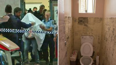 Toilet 'sex attacker' was on parole