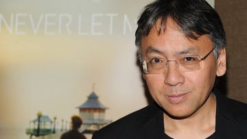 Kazuo Ishiguro has won the 2017 Nobel Prize for Literature. (AAP)