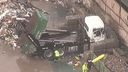 190525 Sydney Camellia worksite accident man pinned two trucks dies Westmead Hospital news Australia