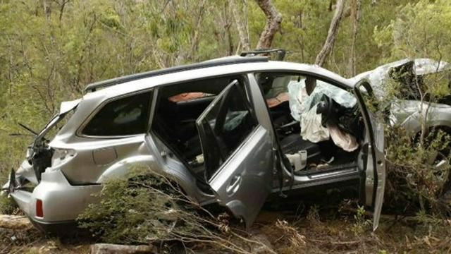 Missing NRL star's car found at bottom of gorge