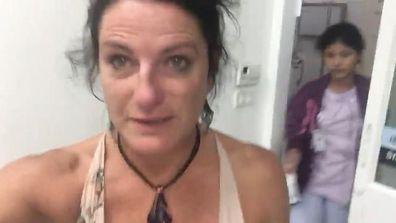 'Help me': Australian woman in Thailand