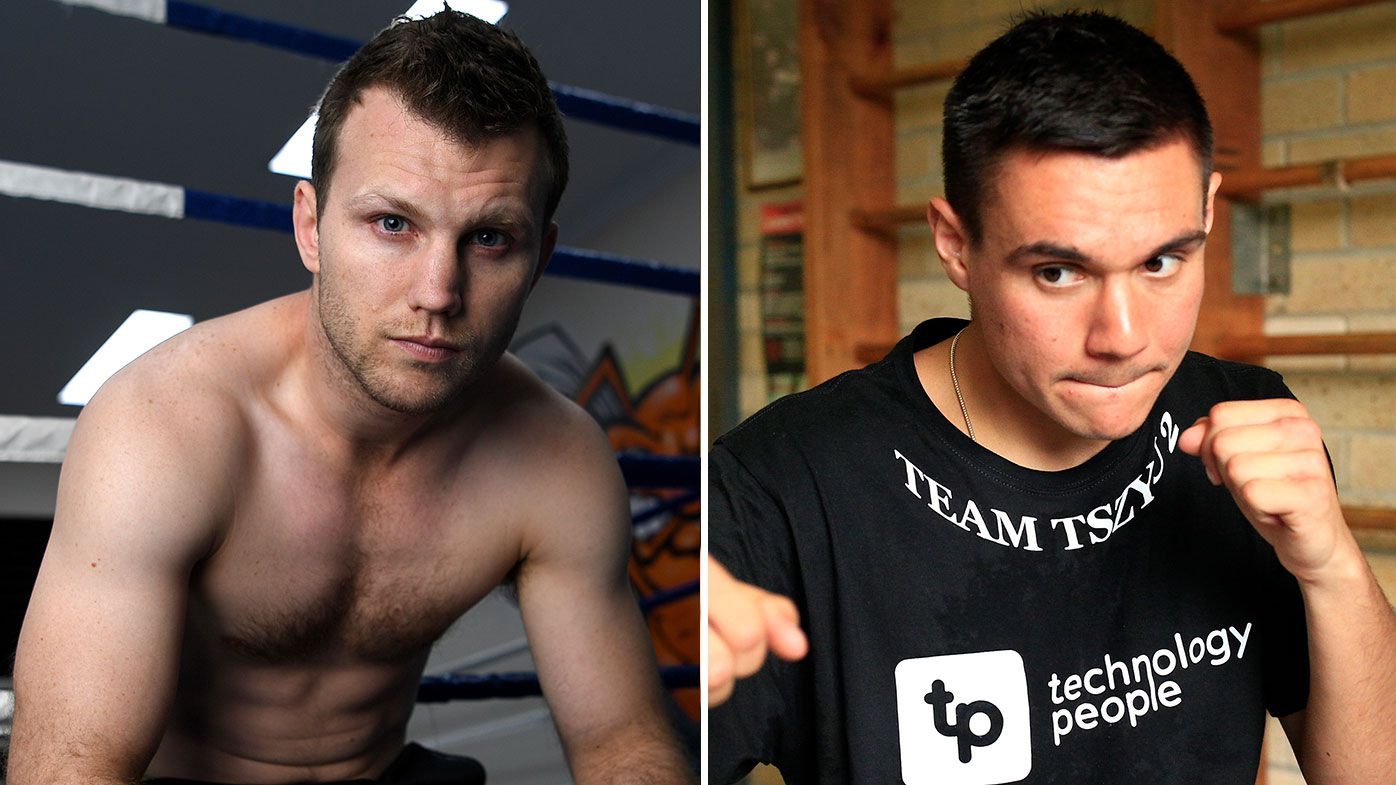 Jeff Horn, Tim Tszyu