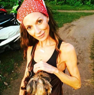 Kylie Jaye Yoga presenter dies