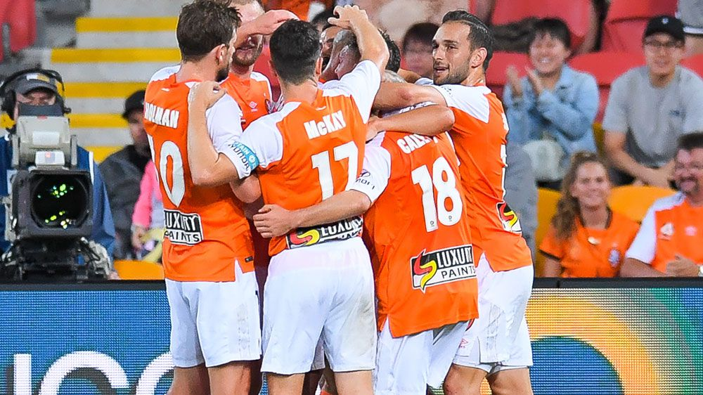 Papadopoulos double ends Roar's misery with victory over Melbourne City