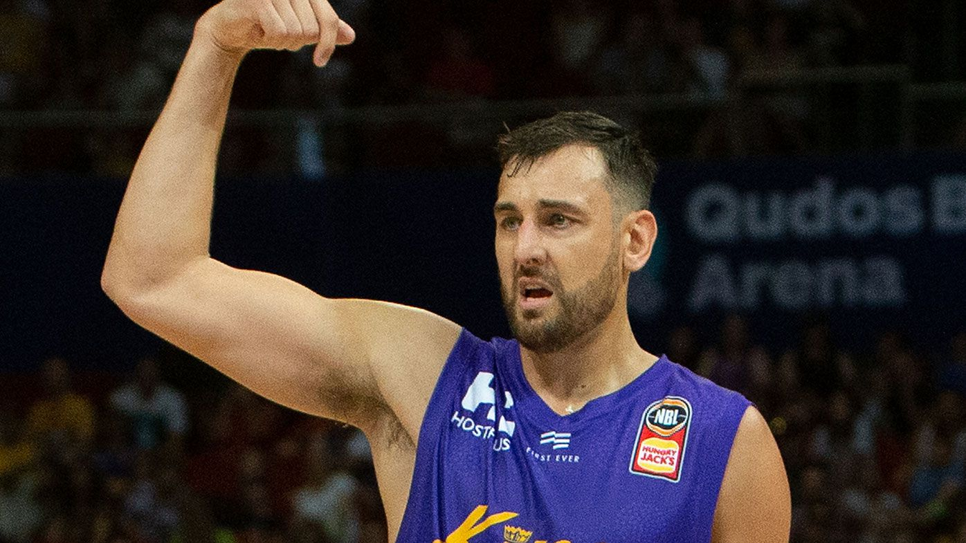 Andrew Bogut linked with NBA return after NBL MVP season, 76ers and Warriors keen