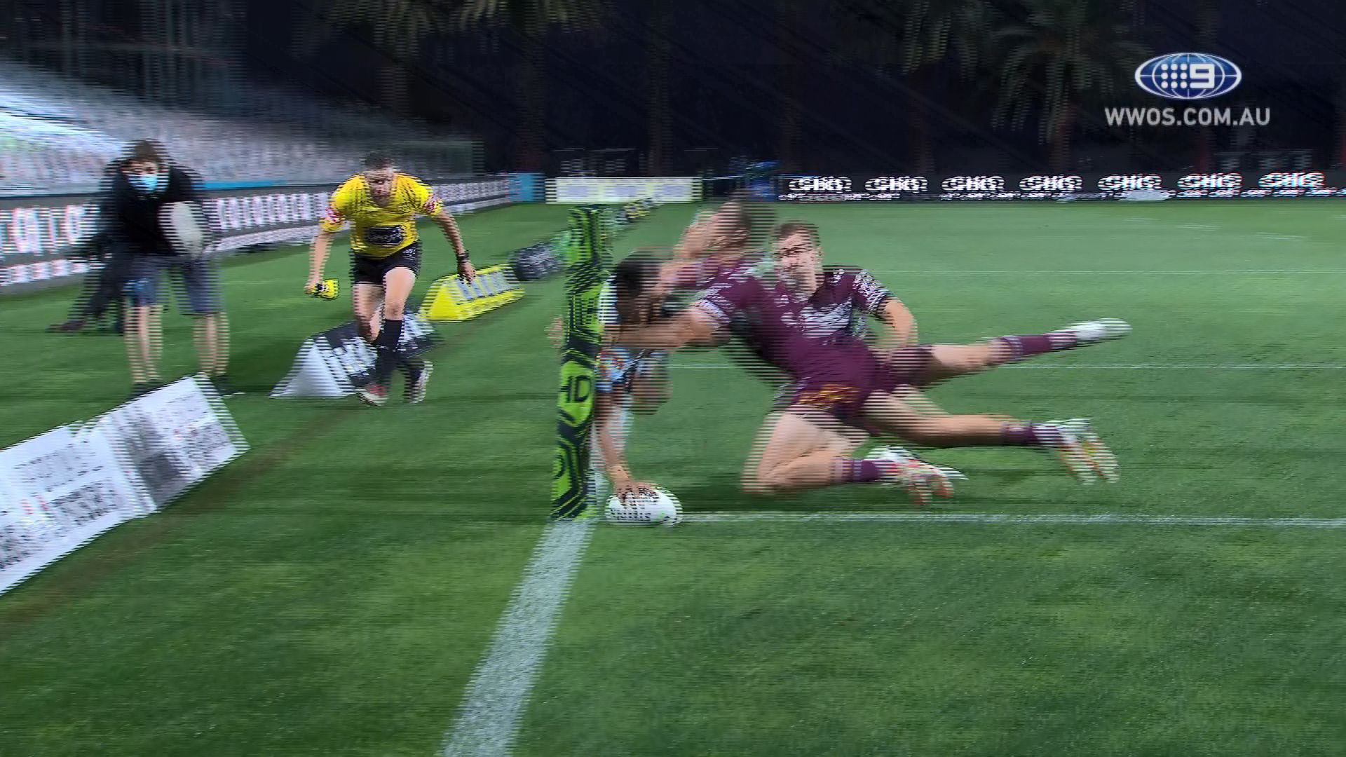 EXCLUSIVE: Billy Slater lists his top five finishers in the NRL finals series