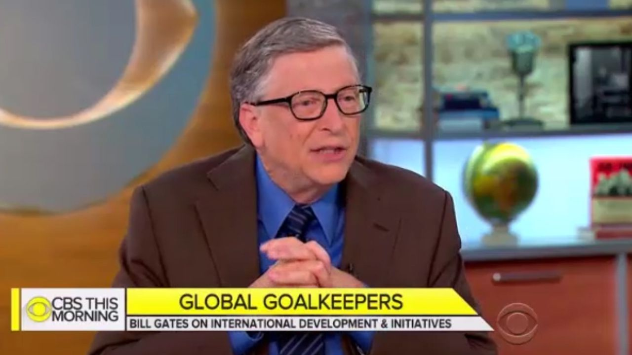 Bill Gates is the philanthropic billionaire we need