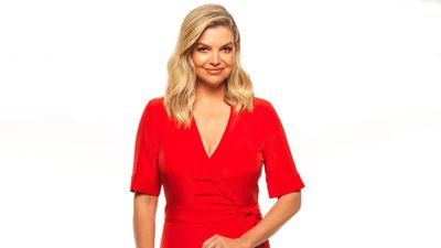 Rebecca Maddern ready to host Australian Ninja Warrior 2019.