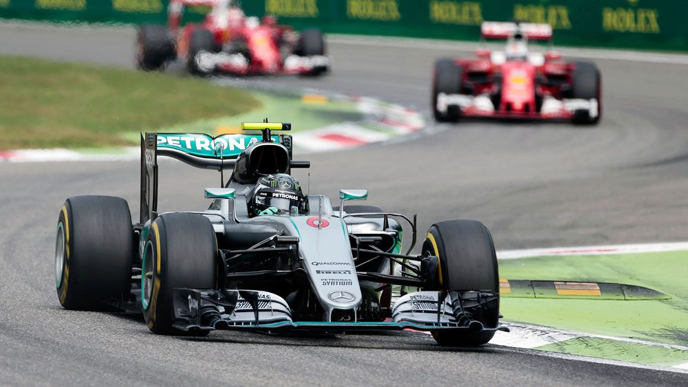 Formula One is being sold for $10.43 billion - including debt. (AAP)