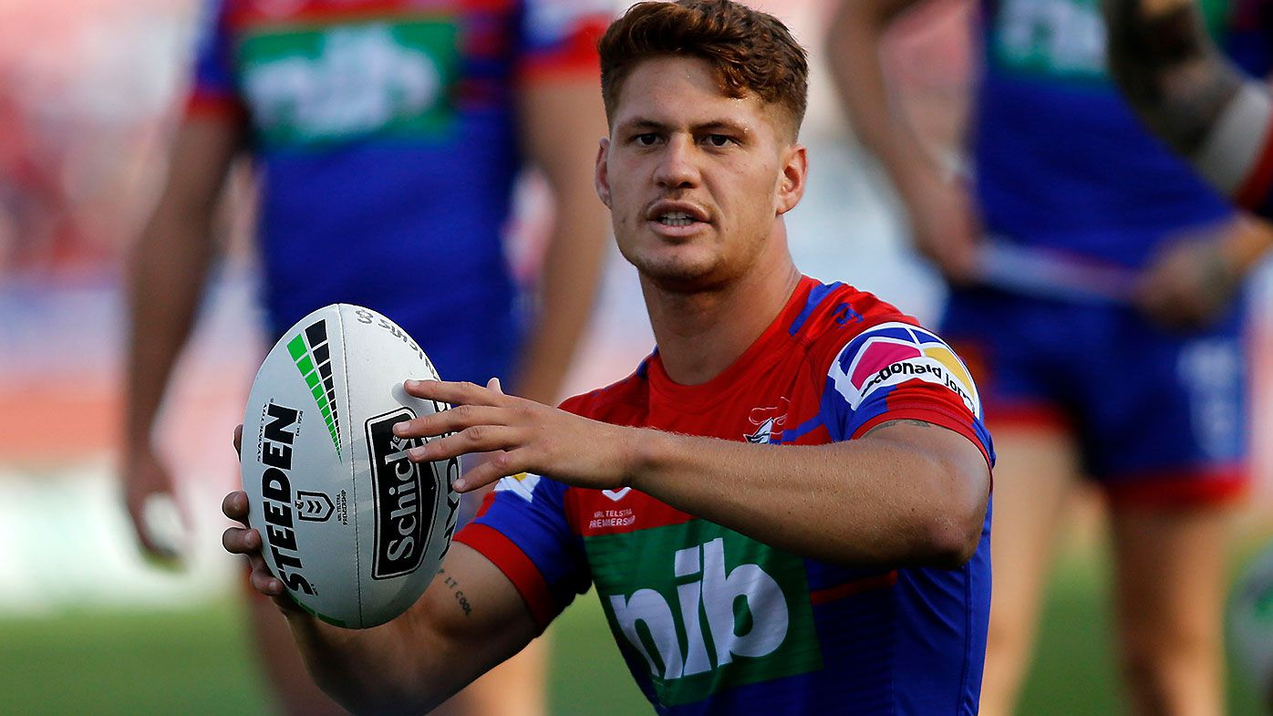 Kalyn Ponga reportedly set to sign long-term deal to remain at Newcastle Knights