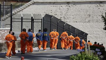 San Quentin Prison is known for being one of the most dangerous jails in the US.