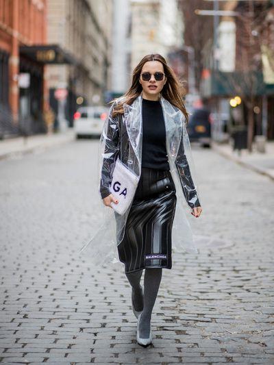 New York Fashion Week, autumn/winter 2018