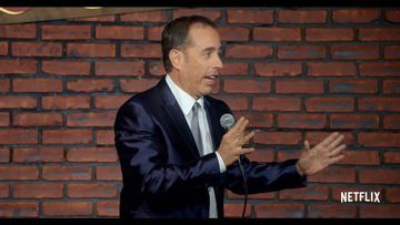 9RAW: Jerry Seinfeld stand up special trailer