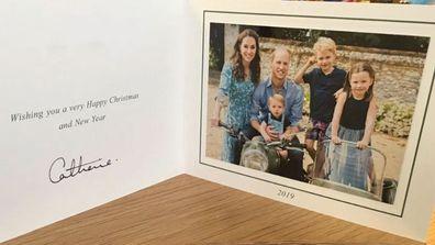 Cambridge Christmas Card 2019