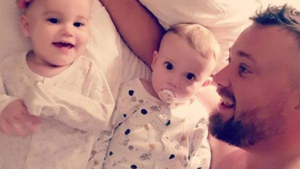 Dad watches as wife admits to killing their twin babies