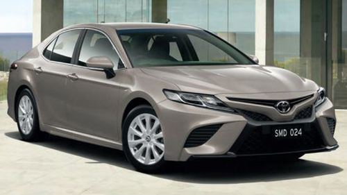 Toyota's Camry Ascent Sport was among the winners.
