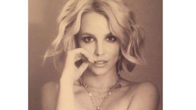 Britney Spears drops topless shot on Instagram after biopic backlash